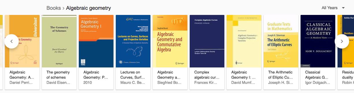 let's spend 3K on (math)books – neverendingbooks